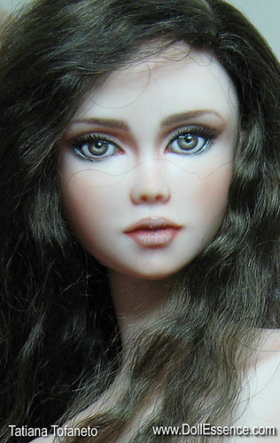 New Monah - close up ♥ by Doll Essence