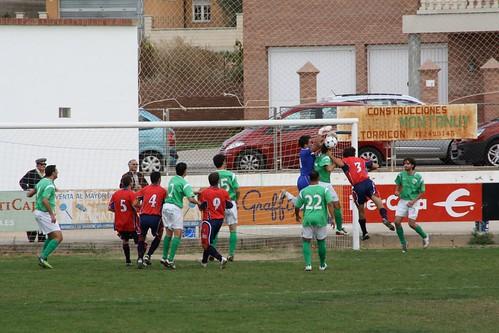Altorricón 3 - Lalueza 2 (23/10/2011)