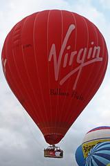 """G-VBFL """"Virgin Balloon Flights"""""""