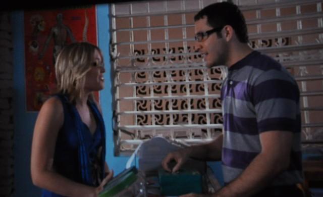 Zeny Leyba y Raeldo Lopez