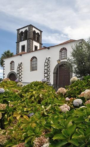 Iglesia de Santa Catalina de Alejandría en Tacoronte (RI-51-0008744)