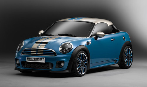 Mini Coupe: Pequeño Biplaza Descapotable