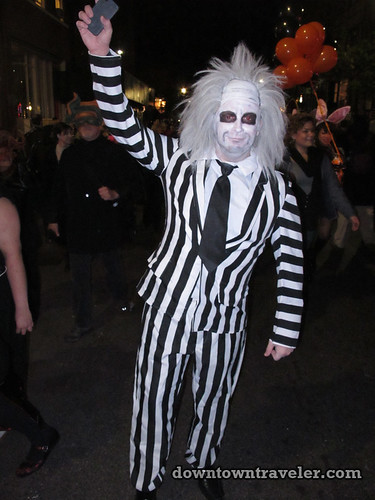 NYC Village Halloween Parade 2011_Beetlejuice