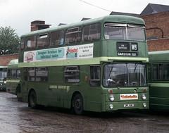 AN61 Garston Garage 22 June 1987 (national_bus_510) Tags: