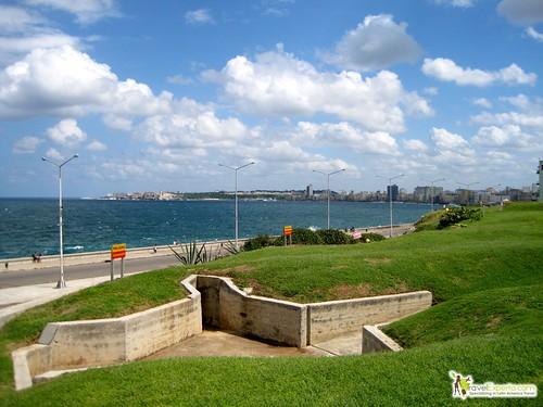 View from Hotel Nacional Cuba