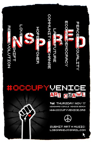 occupy la art crawl