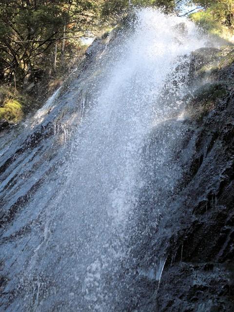Cascade du Queureuilh @Mont-Dore