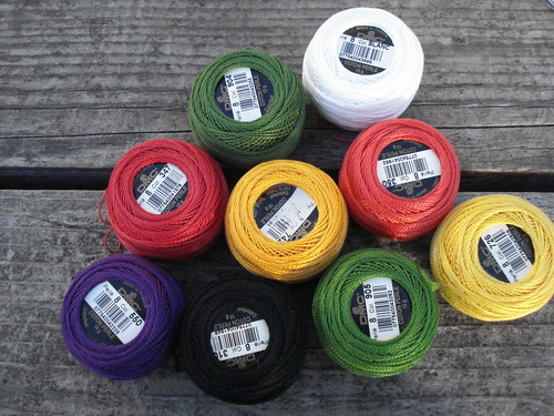 Market Tote Stitch a Long