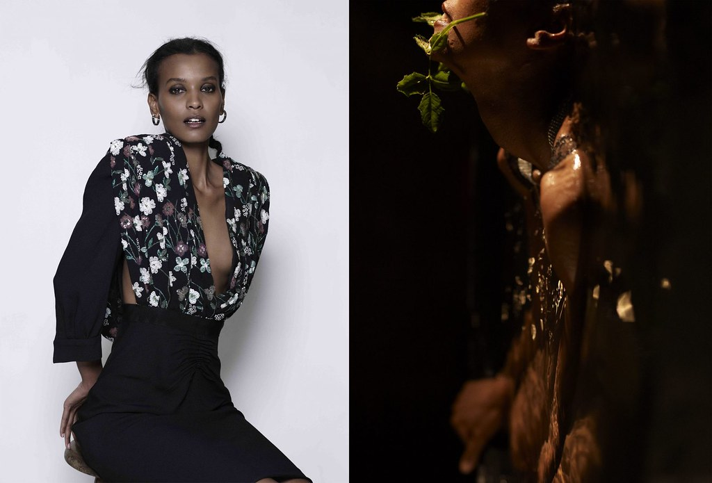 Liya Kebede by Sean & Seng (A New World - Pop Fall 2011) 7