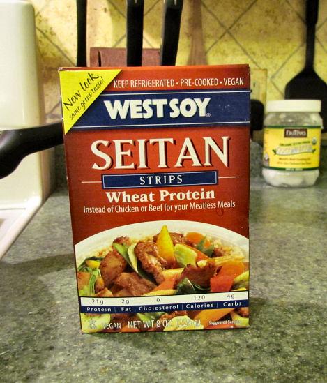 Westsoy Seitan