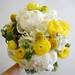 peonies, ranunculus, hydrangea, billy balls