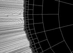 Binary b&w web (Absolute Chaos) Tags: blackandwhite bw abstract art spiral noiretblanc geometry mosaic web fraktal symmetry binary fractal universe asymmetry pretoebranco feedback espaço iteration zeit expanding cosmology expansion espacio spacetime astratta hivemind juliaset 分形 binario limites univers fractalart enblancoynegro 藝術 فن спираль чернобелый cosmología binär avaruus フラクタル inbiancoenero teoriadelcaos limitações kosmologie settheory 黑色和白色 геометрия espaçotempo flickriver कला أبيضوأسود فسيفساء hitamdanputih fiveprime cantorset 膨脹 perioddoubling inflationtheory mustajavalkoinen कालेऔरसफेद itération xoắnốc binaires 프랙탈 علمالهندسة màuđenvàtrắng двоичный