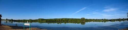Plan d'eau de Villiers sur Loir