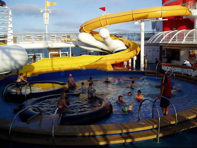 Mickey Pool, Deck 9
