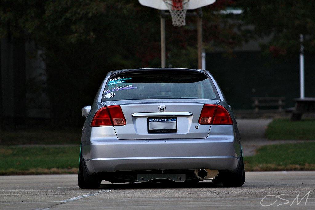 D Af A B on 2001 Honda Civic Brakes