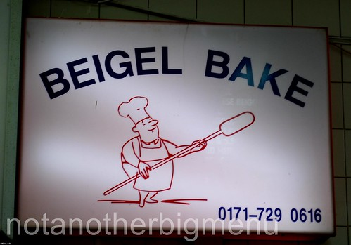 Beigel Bake, Brick Lane