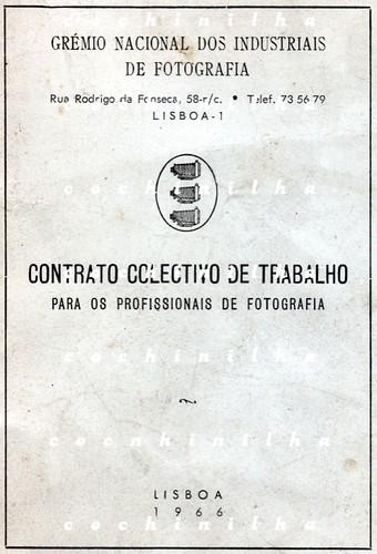 contrato de trabalho by cochinilha