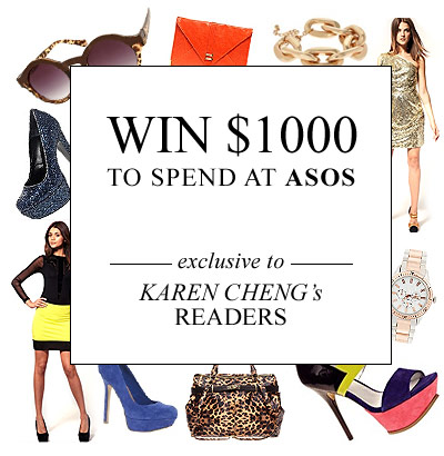 Win $1000 to Spend at ASOS