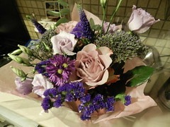 90th birthday flowers