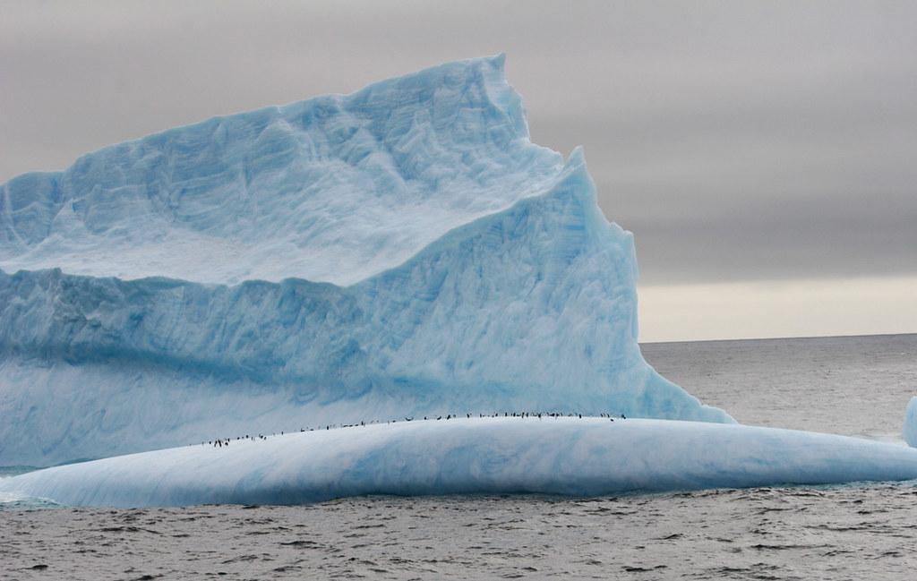 Paisajes de hielo