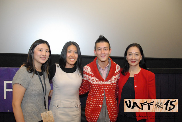 ALMOST PERFECT-TINA CHEN-EDISON CHEN-BERTHA BAY-SA PAN- VAFF 15- Vancouver Asian Film Festival-photos by Ron Sombilon_-41