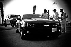 Cammaro SS +3 Picture (Ali iBrahim  (DOSHA)) Tags: black chevrolet gold ss fj cruiser    worldcars     cammaro