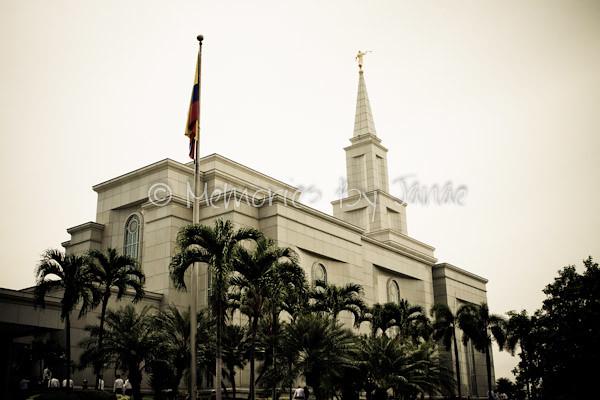 Guayaquil Ecuador Vintage LDS Temple Prints -0184