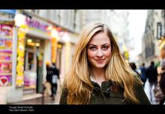 Lauren, Rue Saint-Séverin, Paris (10/100) (The Urban Scot) Tags: street portrait woman paris france lauren french strangers streetportrait stranger streetphoto streetphotos streetshot ruesaintséverin 100strangers d5100 nikkor35mm18 nikond5100 pmcconnochie primeportrait primenikkor