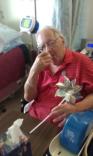 Dad at Diamond Ridge Healthcare Center (Novemb...