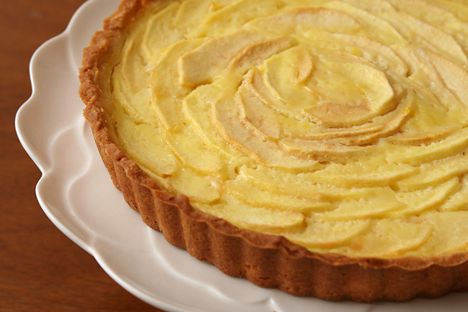 alsatian apple tart 8