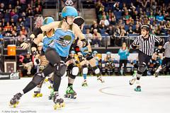 20111111.WFTDA1_0705 (Axle Adams) Tags: sports rollerderby rollergirls denver skaters derby skates minnesotarollergirls charmcityrollergirls ccrg mnrg wftda 1stbankcenter continentaldivideandconquer wftdachampionshipsplayoffs2011