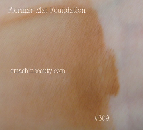 Flormar Mat Foundation 309