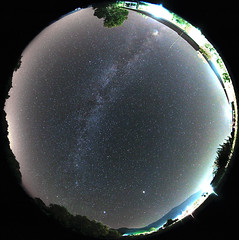 november milky way full sky (explore 19 Nov 2011 ) (dtsortanidis) Tags: november sky fall canon way mark 360 full fisheye explore ii 5d mm milky ef circular 815 dimitris dimitrios tsortanidis
