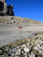 Laghi di Pilato ghiacciati (matteo1981) Tags: ice ghiaccio montisibillini laghidipilato laghighiacciati lupidellasibilla