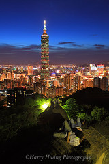 4_MG_5799--101-101---------- Taipei City, Taipei 101 Building, Taiwan (HarryTaiwan) Tags: city building night 101  taipei         101        101         harryhuang  hgf78354ms35hinetnet