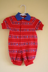 Vintage Nautical Osh Kosh Outfit (honor) Tags: boy baby girl vintage children kid outfit clothing toddler child anchor tugboat nautical lifesaver osh kosh etsyveg