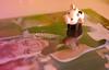 Hi, Audrey! (Natália Viana) Tags: vintage cores toys audreyhepburn filme animais vaca bichinhos brinquedos breakfastattiffanys inspiração bonequinhadeluxo natáliaviana