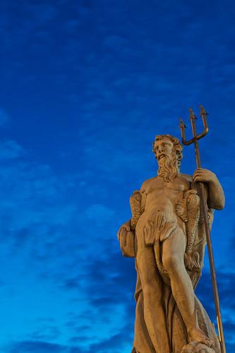 Poseidon Guards Thee by ~Stingrays~