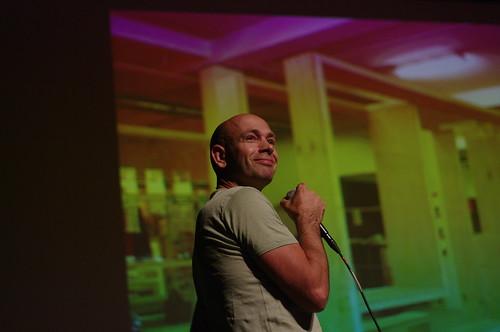 Pecha Kucha Amsterdam, June 2011: Bert Kramer