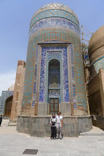 Sheik Safi al din tomb