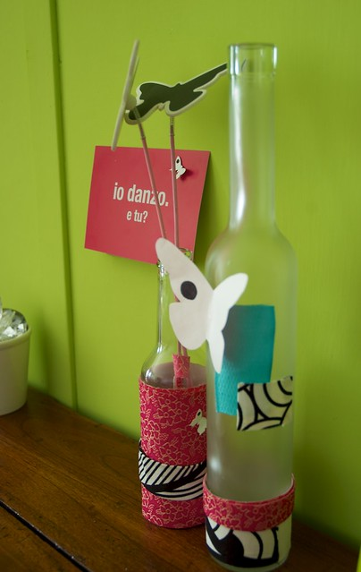 DIY deco bottles