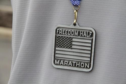 Freedom Half Marathon 1143