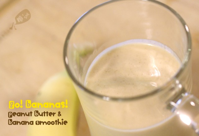 _MG_Go! Bananas! Peanut Butter and Banana Smoothie7032