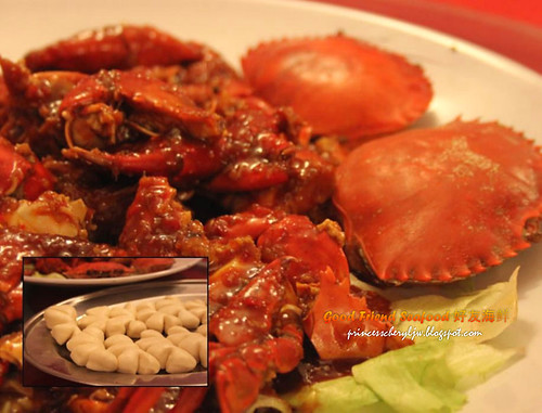 Good Friend Seafood Signature Crab