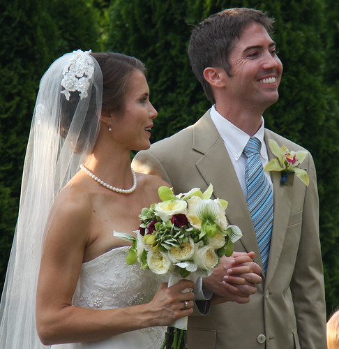 Newlyweds (Cropped)