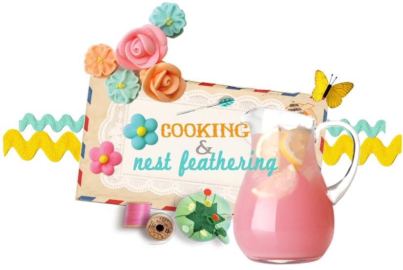 nestfeathering