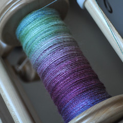 Day 7 - More Merino/silk by Project Pictures
