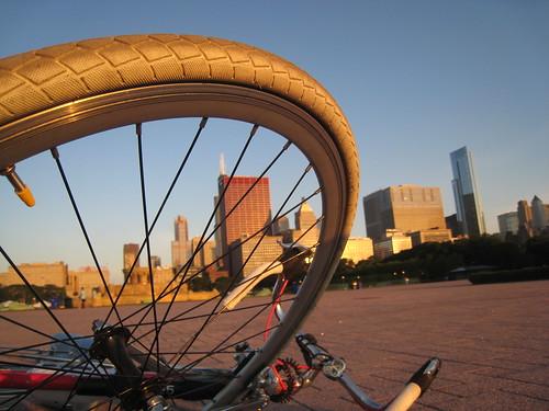bike @ rest