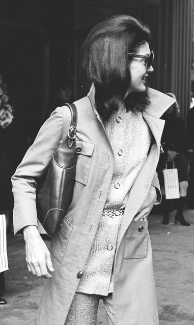 Jacqueline Onassis New York_1970