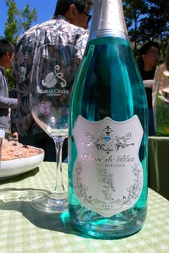 2008 Blanc de Bleu, Cuvée Mousseux
